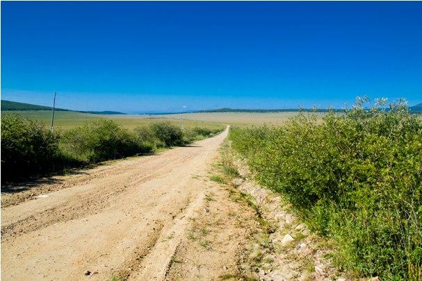 1 3 2 Монголия: путь от Хубсулуга до Улан Батора