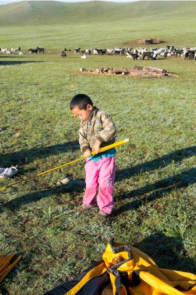 4 17 2 Монголия: путь от Хубсулуга до Улан Батора