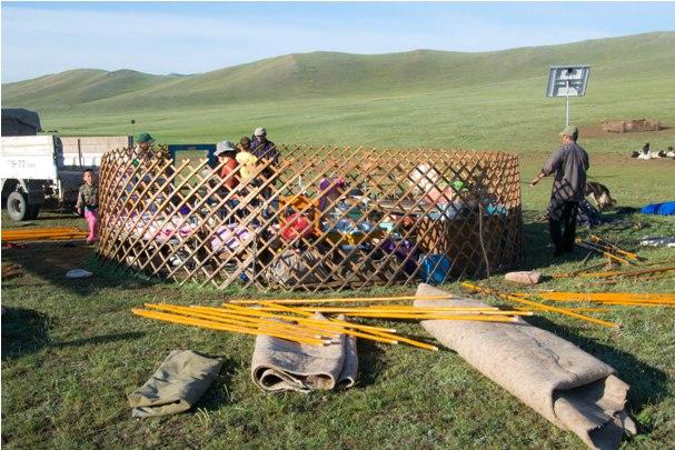 4 30 2 Монголия: путь от Хубсулуга до Улан Батора