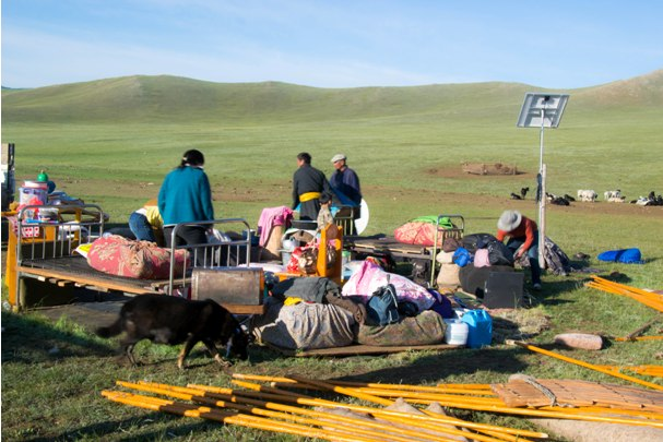 4 41 2 Монголия: путь от Хубсулуга до Улан Батора