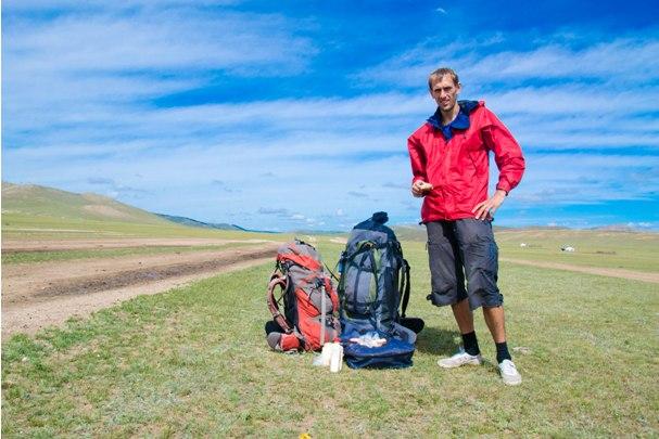 4 57 2 Монголия: путь от Хубсулуга до Улан Батора