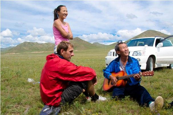 4 61 2 Монголия: путь от Хубсулуга до Улан Батора