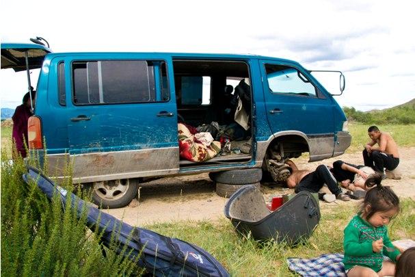 4 69 2 Монголия: путь от Хубсулуга до Улан Батора