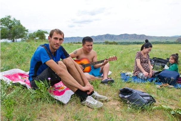 4 70 2 Монголия: путь от Хубсулуга до Улан Батора