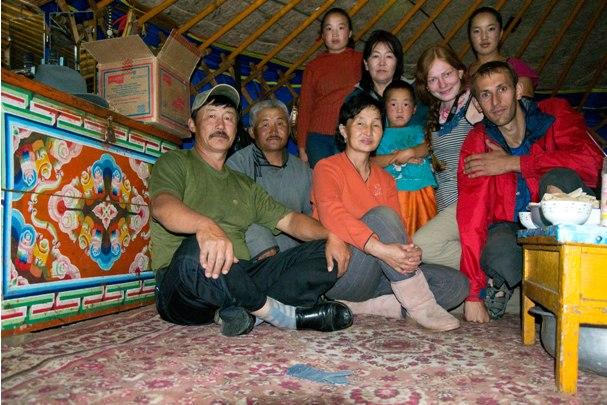 4 8 2 Монголия: путь от Хубсулуга до Улан Батора