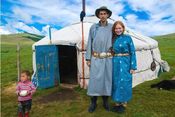 5 23 2 Монголия: путь от Хубсулуга до Улан Батора
