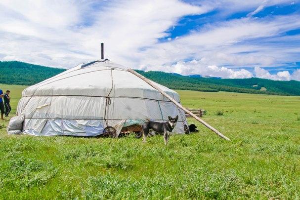 5 38 2 Монголия: путь от Хубсулуга до Улан Батора