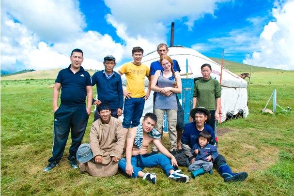 5 55 2 Монголия: путь от Хубсулуга до Улан Батора