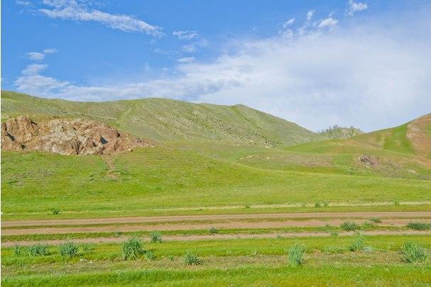 5 66 2 Монголия: путь от Хубсулуга до Улан Батора