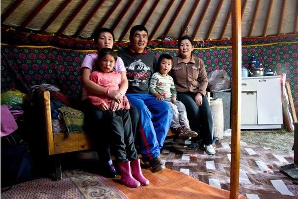 5 68 2 Монголия: путь от Хубсулуга до Улан Батора
