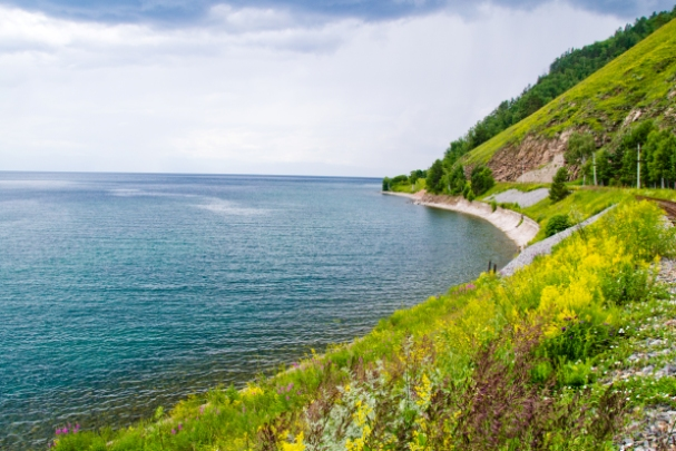 DSC 0774 Кругобайкальская железная дорога   85 км пути без единого хлебного киоска