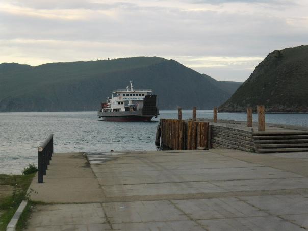 SAM 1430 Несколько дней на острове Ольхон