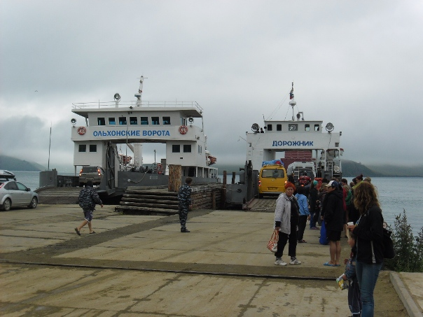 SAM 1439 Несколько дней на острове Ольхон
