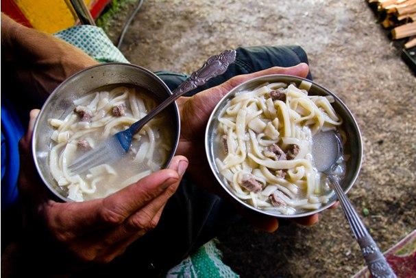 5 46 2 Что есть вегетарианцам в Монголии?