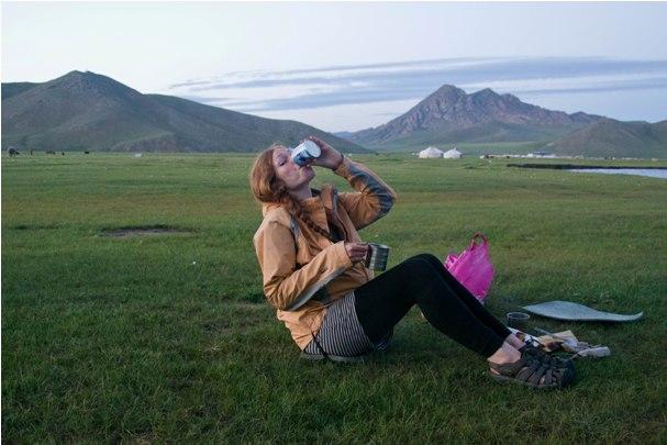 DSC 0677 Что есть вегетарианцам в Монголии?