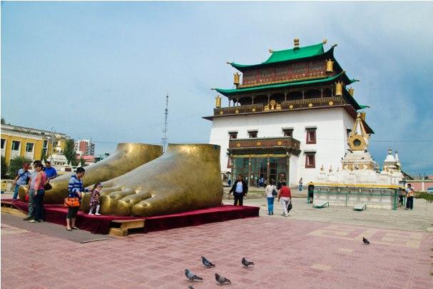 DSC 0937 Улан Батор: Монголия – не заграница