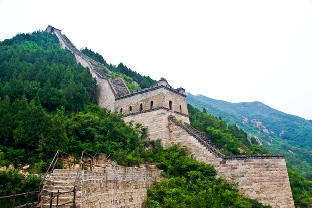 DSC 1272 Великая Китайская Стена: как мы два дня жили на участке HuangHua