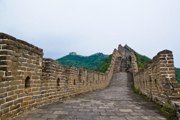 DSC 1288 Великая Китайская Стена: как мы два дня жили на участке HuangHua