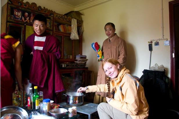 12 11 Наш путь к тибетцам (часть 1): Ченду   Кандинг