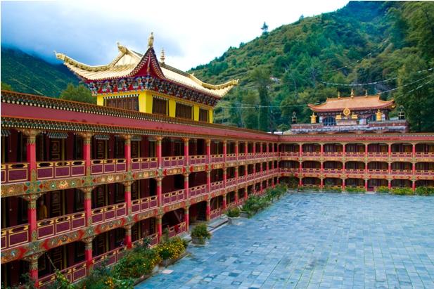 12 13 Наш путь к тибетцам (часть 1): Ченду   Кандинг