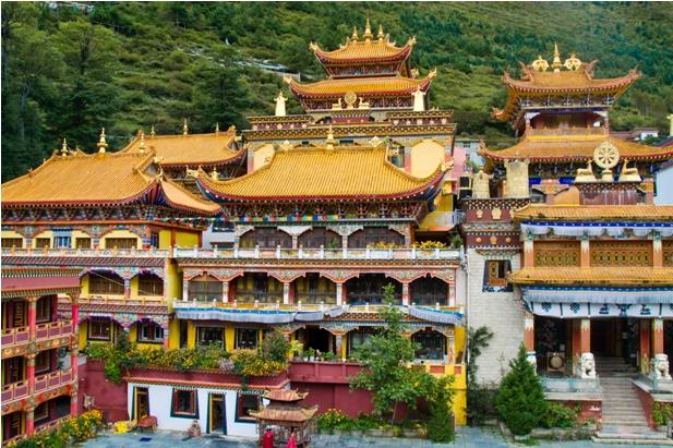 12 14 Наш путь к тибетцам (часть 1): Ченду   Кандинг