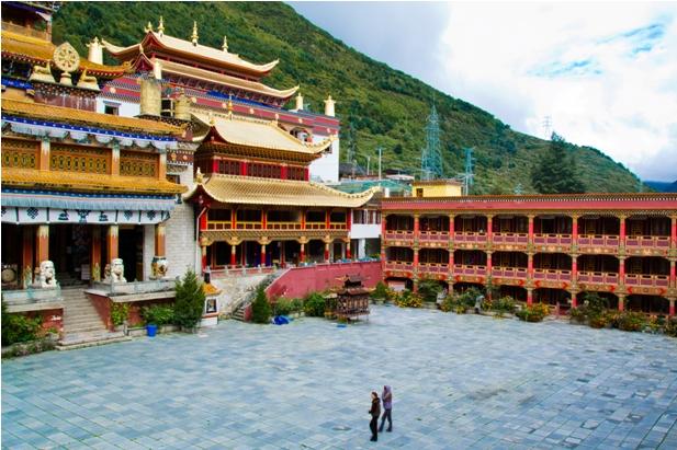 12 15 Наш путь к тибетцам (часть 1): Ченду   Кандинг