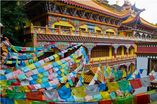 12 18 Наш путь к тибетцам (часть 1): Ченду   Кандинг