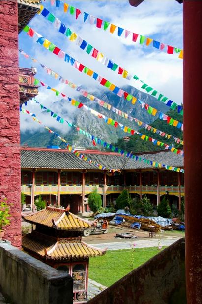 12 19 Наш путь к тибетцам (часть 1): Ченду   Кандинг
