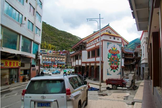 12 3 Наш путь к тибетцам (часть 1): Ченду   Кандинг