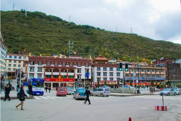 12 4 Наш путь к тибетцам (часть 1): Ченду   Кандинг