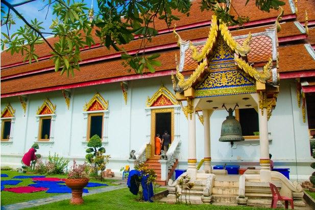 4 11 Чианг Май: начинаем изучать Таиланд