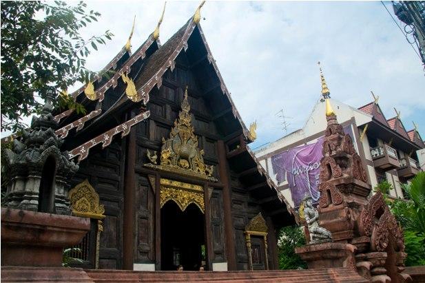 4 16 Чианг Май: начинаем изучать Таиланд