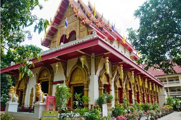 4 17 Чианг Май: начинаем изучать Таиланд