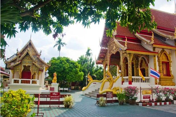 4 18 Чианг Май: начинаем изучать Таиланд