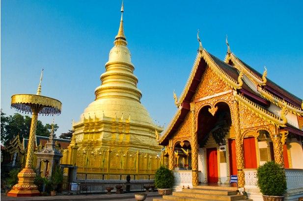 4 26 Чианг Май: начинаем изучать Таиланд