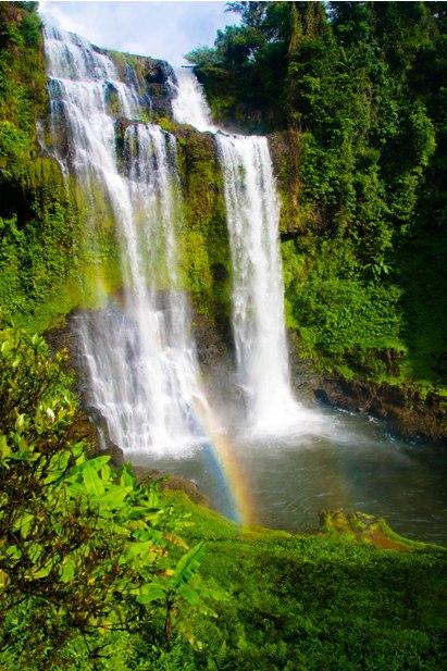 DSC 0109 Лаос: водопады на плато Болавен