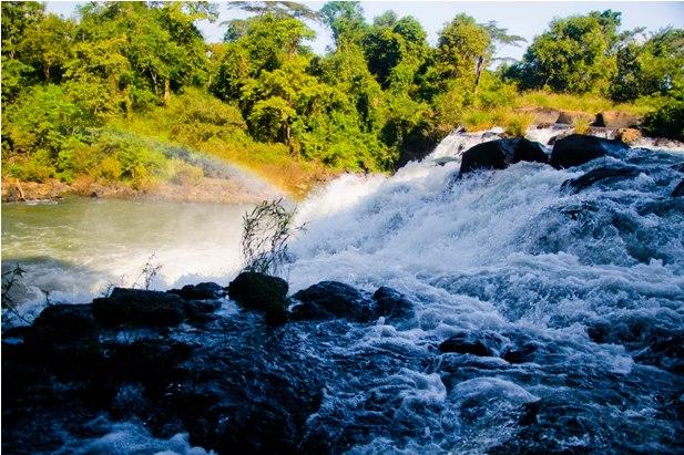 DSC 0268 Лаос: водопады на плато Болавен