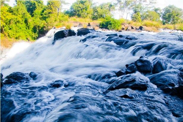 DSC 0271 Лаос: водопады на плато Болавен