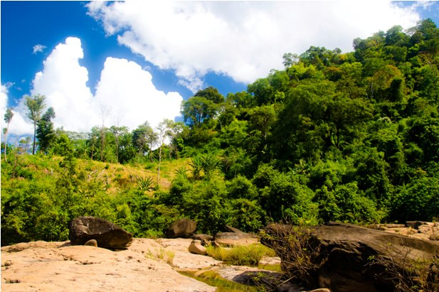 DSC 0305 Лаос: водопады на плато Болавен