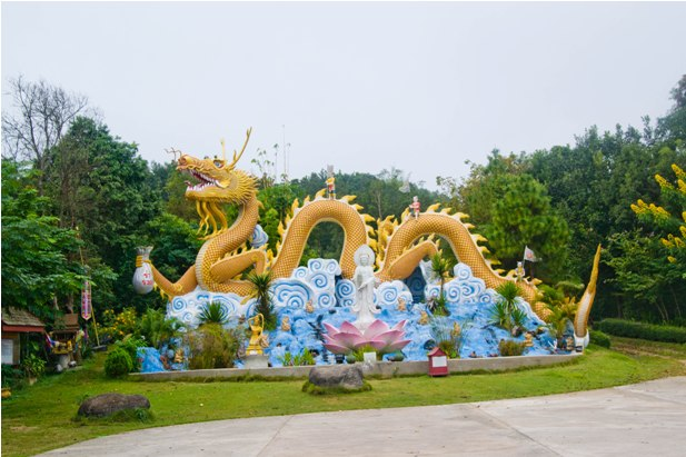 DSC 0273 Север Таиланда: Тха Тон, Мае Салонг