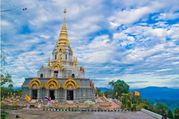 DSC 0387 Север Таиланда: Тха Тон, Мае Салонг