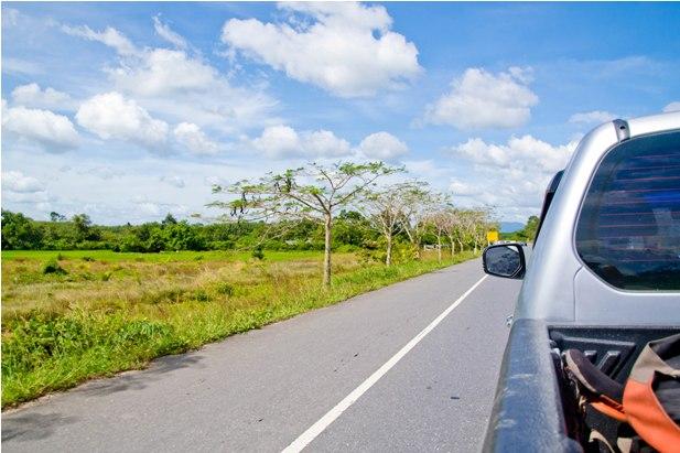 DSC 0008 Автостоп в Таиланде, или с палаткой по тропикам