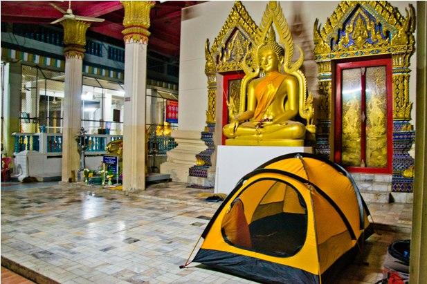 ph1 2 Автостоп в Таиланде, или с палаткой по тропикам