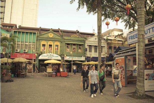 DSC 0913 Прогулки по Куала Лумпуру