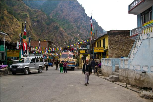 12 57 Трек в Лангтанг (часть 5): Kyangien Gompa – Lama Hotel   Shyaphrupesi   Kathmandu