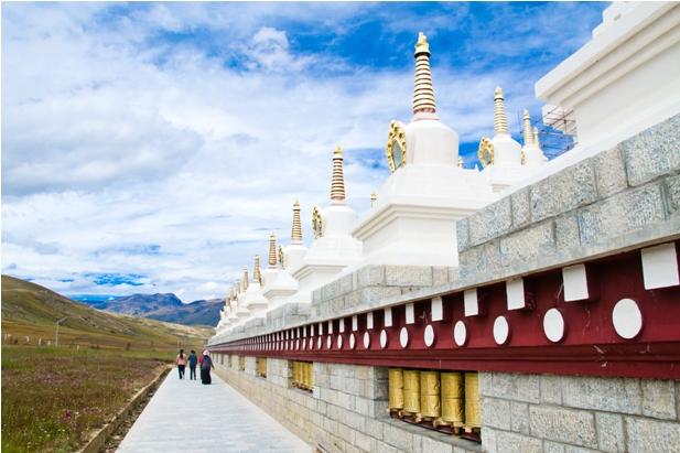 1DSC 0001 113 Наш путь к тибетцам (часть 3): Даоченг   Шангри Ла