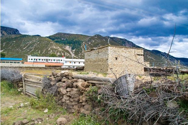 1DSC 0001 114 Наш путь к тибетцам (часть 3): Даоченг   Шангри Ла