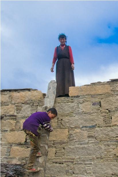 1DSC 0001 146 Наш путь к тибетцам (часть 3): Даоченг   Шангри Ла