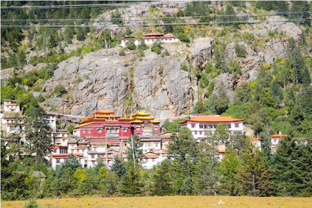 1DSC 0001 95 Наш путь к тибетцам (часть 3): Даоченг   Шангри Ла