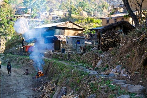 DSC 0056 Месяц на треке в районе Аннапурны (часть 1): Kathmandu   Nadi Bazar   Gagat   Bagarchhap   Timang